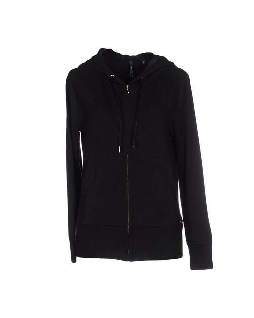 Woolrich - Black Sweatshirt for Men - Lyst