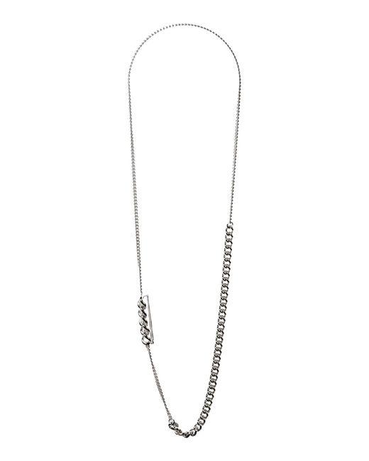Maison Margiela - Metallic Necklaces - Lyst