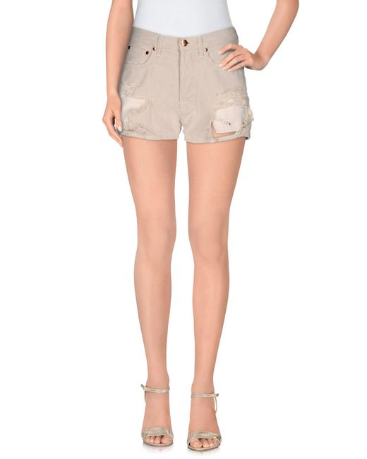 People - Natural (+) People Shorts - Lyst