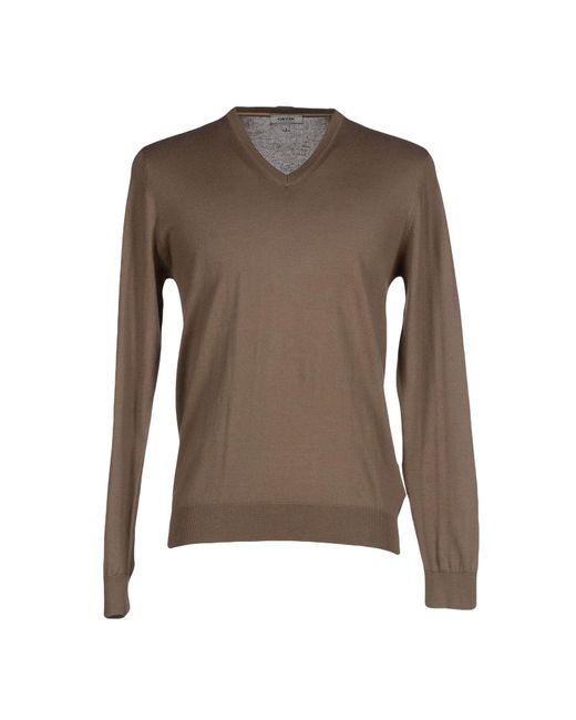 Geox - Green Sweater for Men - Lyst