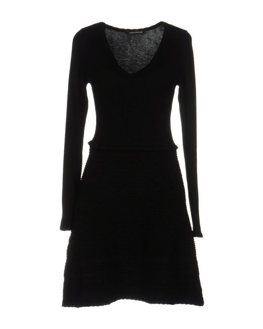 Flavio Castellani - Black Short Dresses - Lyst