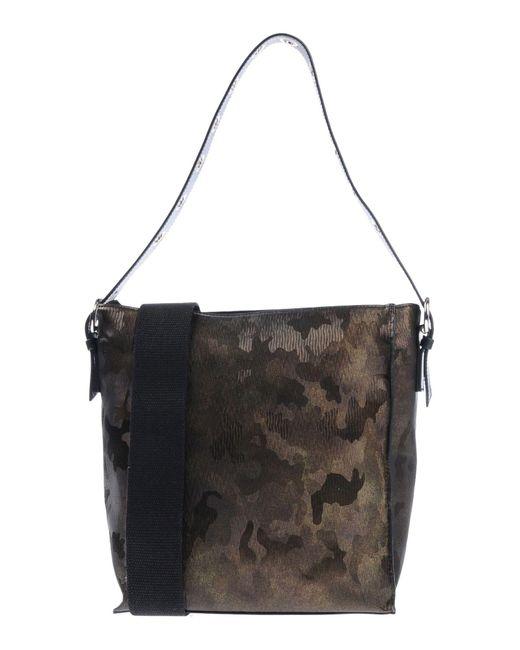 L'Autre Chose - Black Handbag - Lyst