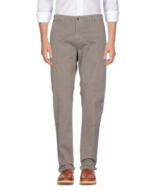 Jeordie's - Gray Casual Pants for Men - Lyst