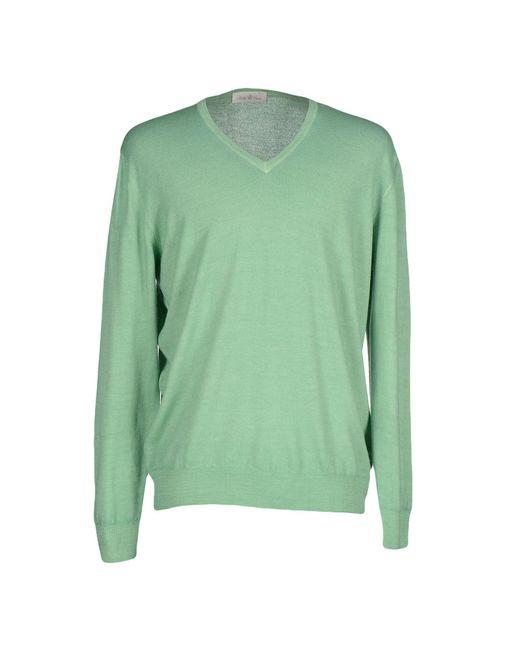 Della Ciana   Green Sweater for Men   Lyst