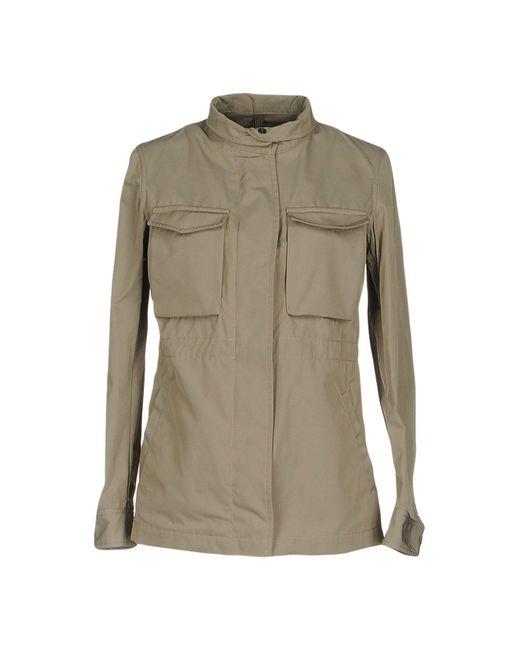 Camplin - Natural Jacket - Lyst