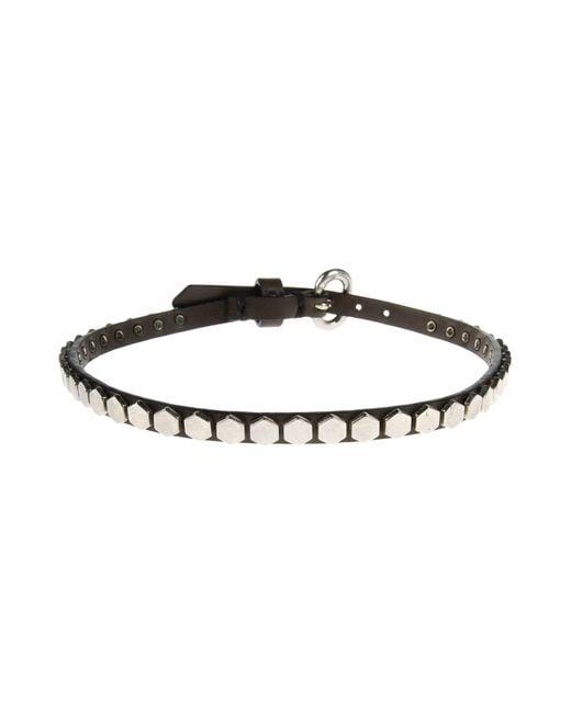 A Brand Apart - Brown Bracelet - Lyst