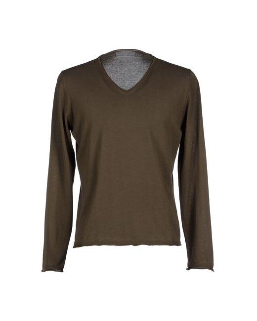 Maria Di Ripabianca - Brown Sweater for Men - Lyst