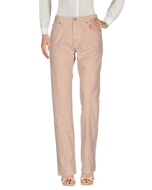 Gianfranco Ferré - Natural Casual Trouser - Lyst