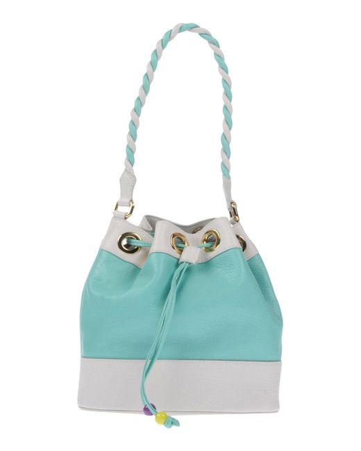 Boutique Moschino - Green Handbag - Lyst