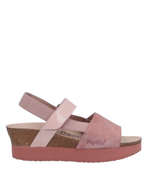 4aeb8232ba3b Birkenstock - Pink Sandals - Lyst ...
