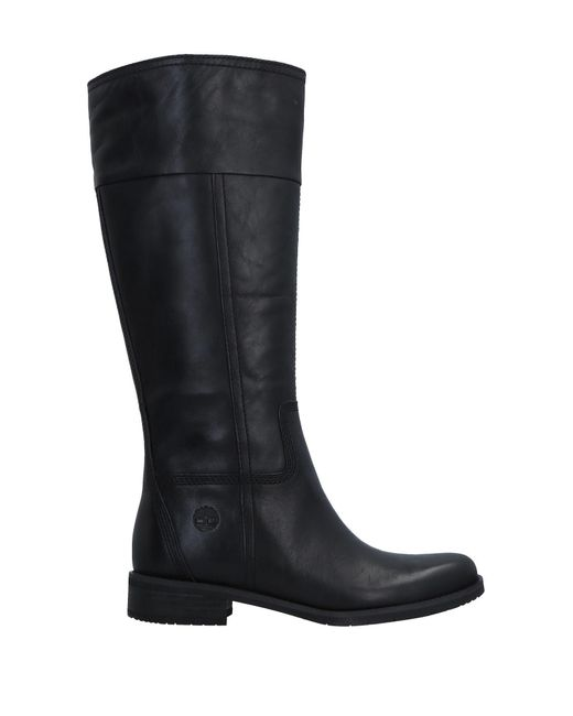 Timberland - Black Boots - Lyst