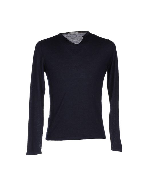 Paolo Pecora | Blue Sweaters for Men | Lyst