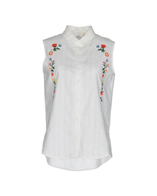 Steve J & Yoni P - White Shirts - Lyst