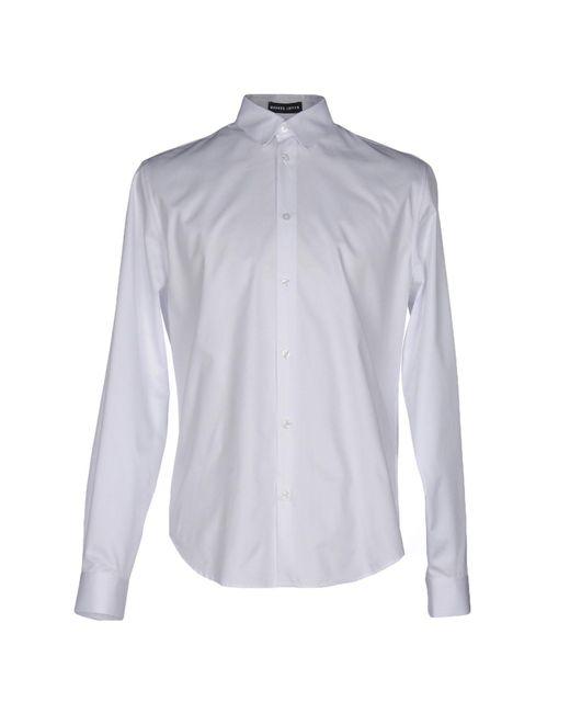 Markus Lupfer - White Shirt for Men - Lyst