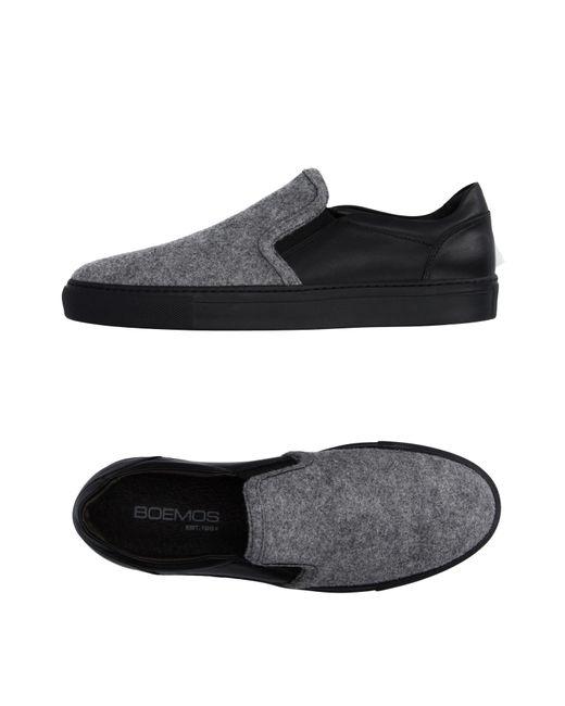Boemos   Gray Low-tops & Sneakers for Men   Lyst