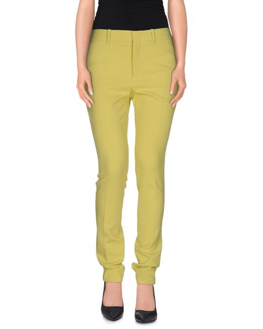 Gucci - Green Casual Trouser - Lyst