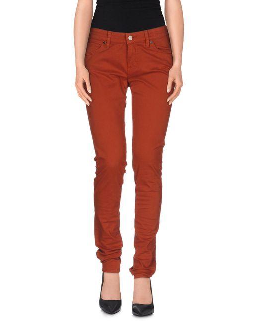 Denim & Supply Ralph Lauren - Brown Casual Pants - Lyst