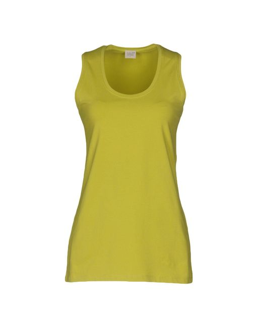 Pauw - Green Tank Tops - Lyst