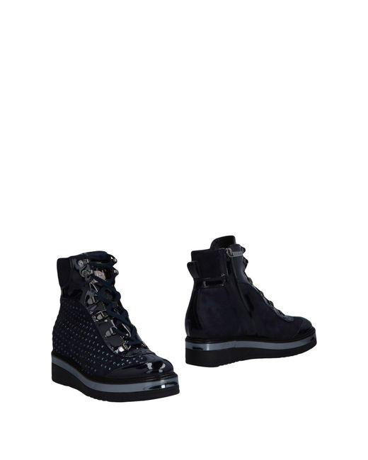 Loretta Pettinari - Blue Ankle Boots - Lyst