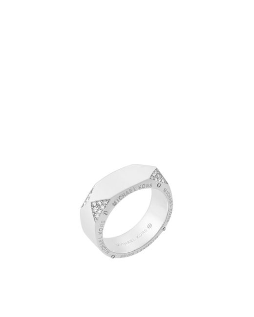 Michael Kors - Metallic Rings - Lyst