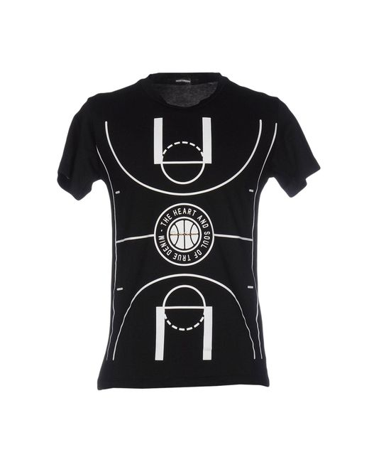 Takeshy Kurosawa - Black T-shirts for Men - Lyst