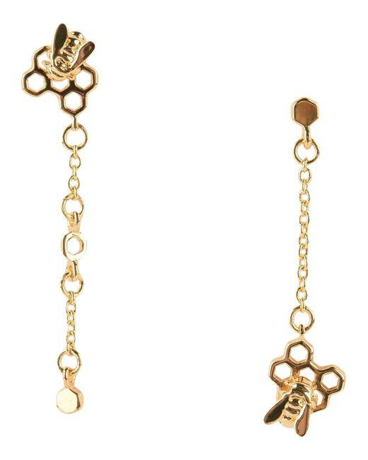 Bill Skinner - Metallic Earrings - Lyst