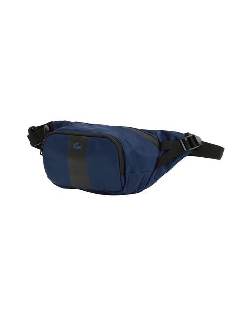 Sacs à dos et bananes Lacoste pour homme en coloris Blue