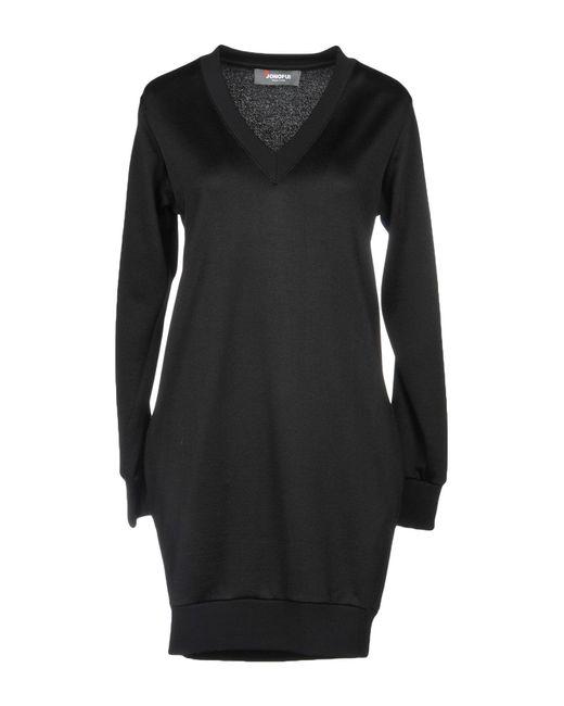Jo No Fui - Black Short Dress - Lyst