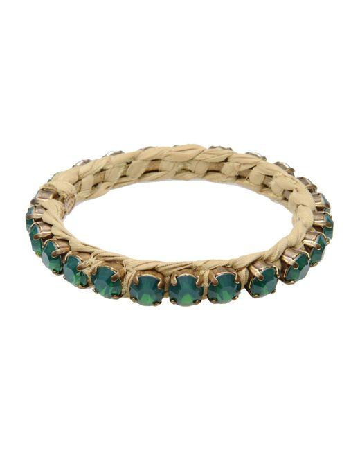 Lanvin - Metallic Bracelets - Lyst