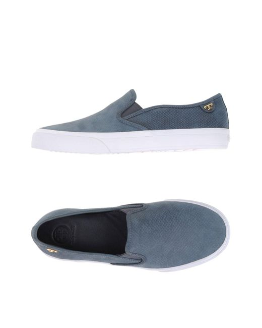 Tory Burch - Gray Low-tops & Sneakers - Lyst