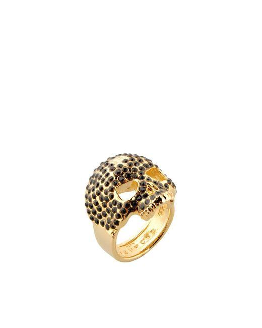 John Richmond - Metallic Rings for Men - Lyst