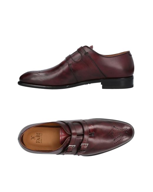 Fabi - Brown Loafers for Men - Lyst