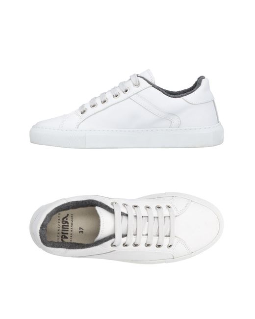 Springa - White Low-tops & Sneakers - Lyst