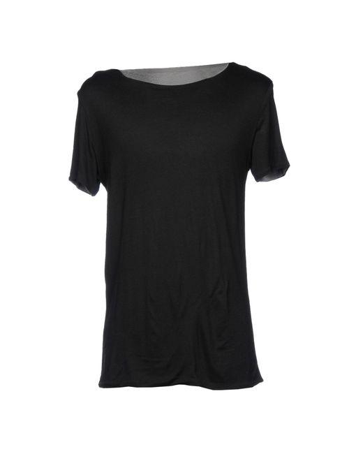 Rebello - Black T-shirts - Lyst