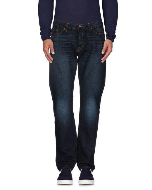 Jean Shop - Blue Denim Pants for Men - Lyst