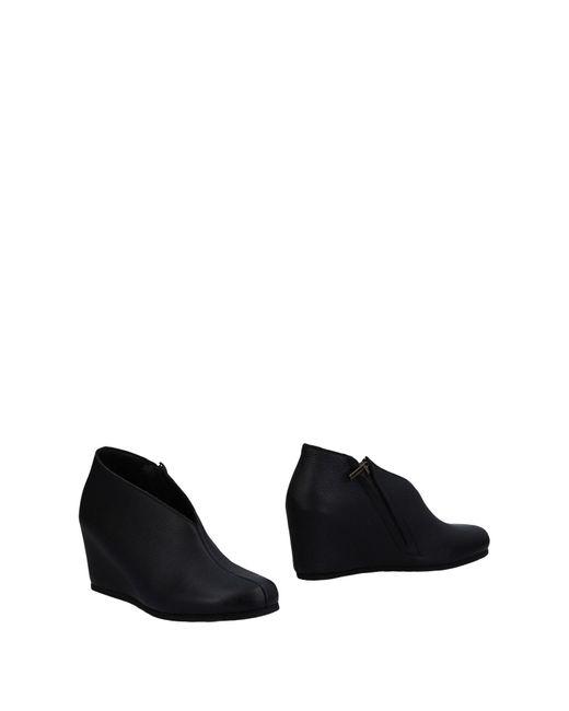 Peter Non - Black Shoe Boots - Lyst