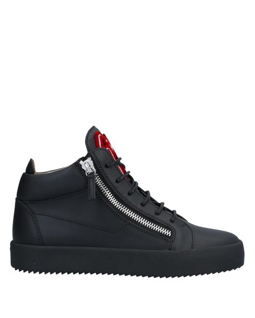 Sneakers & Tennis montantes Giuseppe Zanotti pour homme en coloris Black