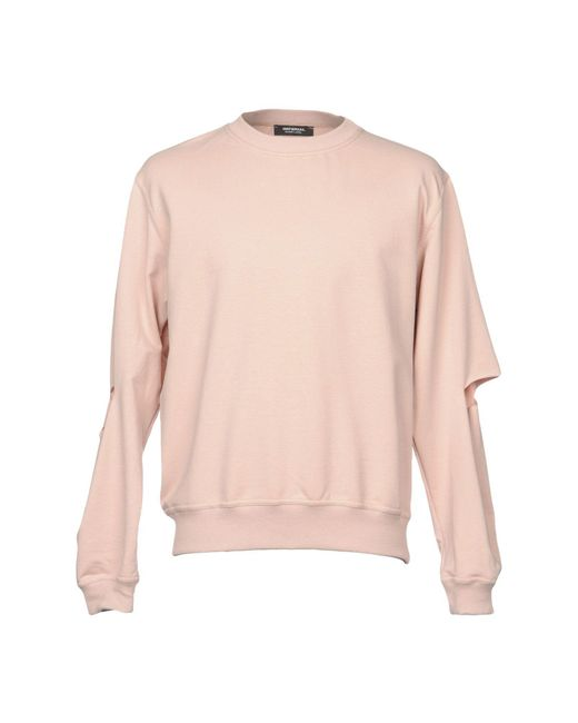 Imperial - Pink Sweatshirt for Men - Lyst