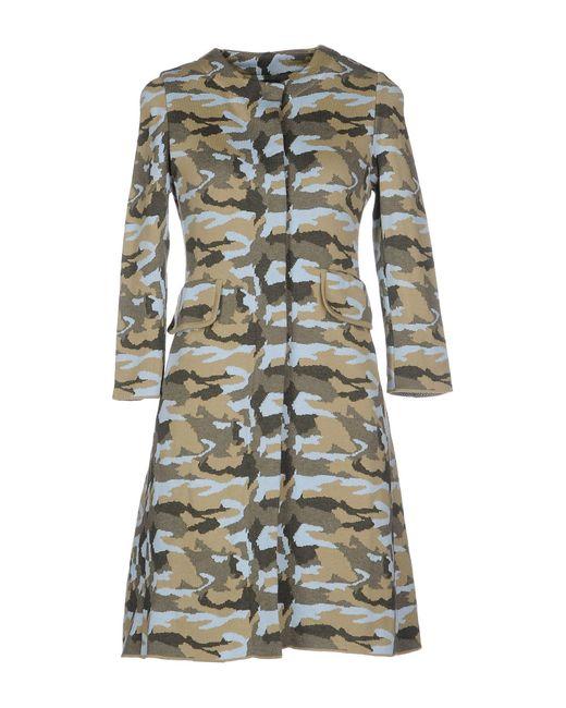 Charlott - Multicolor Overcoat - Lyst