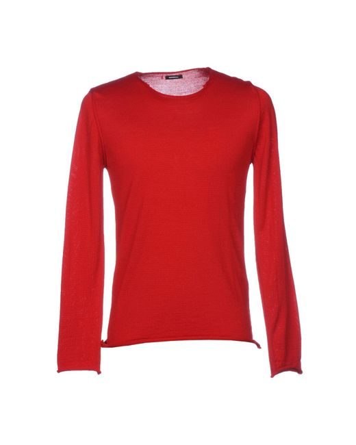 Imperial - Red Sweaters for Men - Lyst