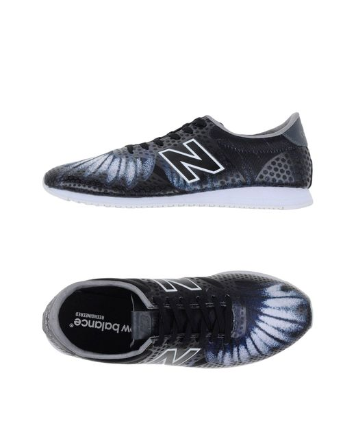 New Balance - Black Low-tops & Sneakers - Lyst