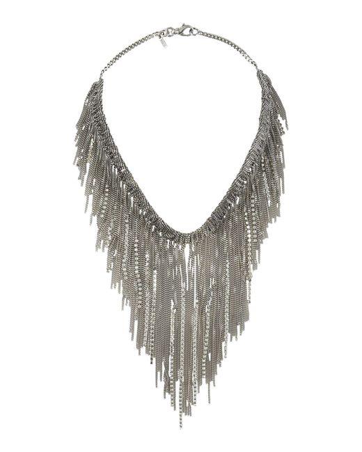 Emanuele Bicocchi | Metallic Necklace | Lyst