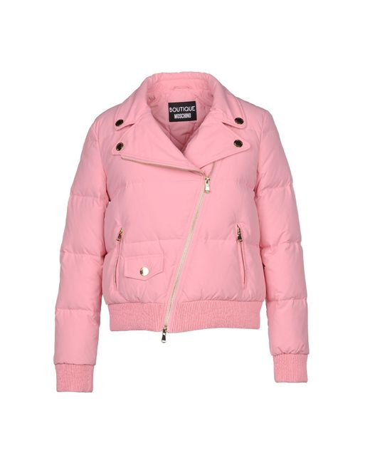 Boutique Moschino - Pink Jacket - Lyst