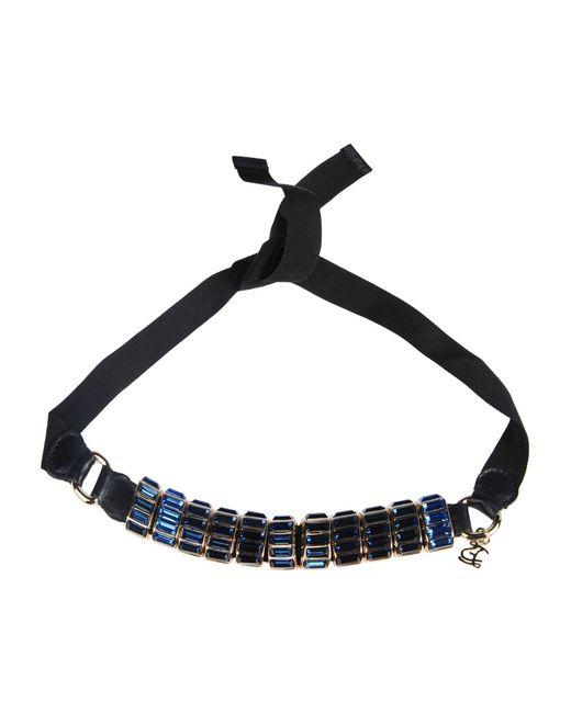 Ermanno Scervino - Blue Necklace - Lyst