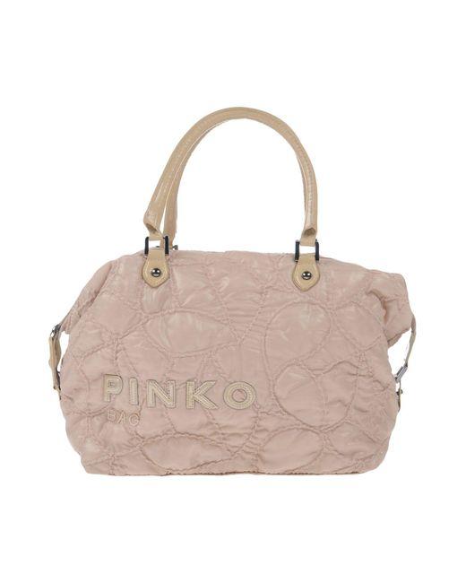 Pinko | Natural Handbag | Lyst