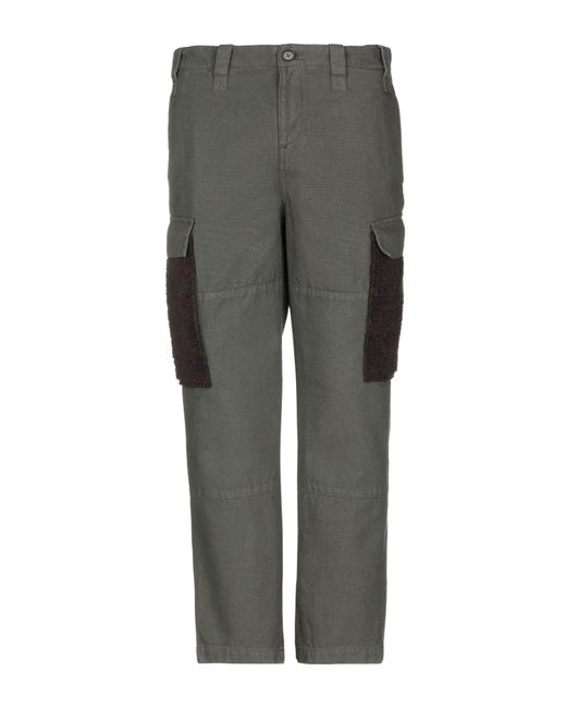 LC23 - Green Casual Trouser for Men - Lyst