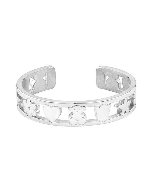 Tous   Metallic Bracelet   Lyst