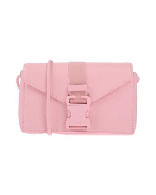 Christopher Kane - Pink Cross-body Bag - Lyst
