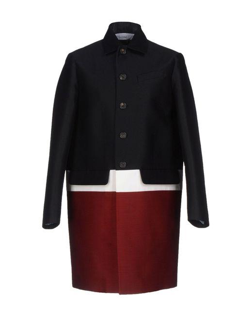 DSquared² | Black Full-Length Jacket for Men | Lyst