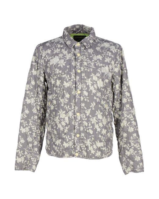 Kilt Heritage - Gray Jacket for Men - Lyst